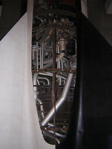 V2 Rocket Engine