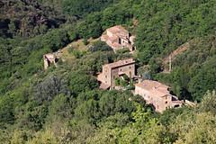 Hameau Le Thieure dans le Gard (Cévennes)