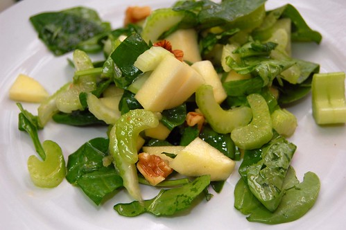 Summer Citrus Salad with Spinach