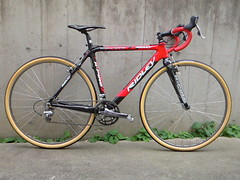 Nemesis01 (gianninirosso) Tags: bicycle ridley xfire