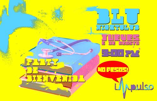 Party de bienvenida 09-2
