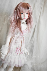 Momoiro Collection - Narae (Lola  Atelier Momoni +) Tags: doll bjd dollfie taehee narae urethane narindoll ateliermomoni pinkywhite naraeclassic pinkywhiteurethane