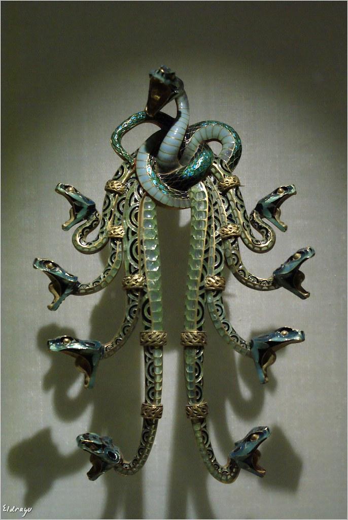 Rene Jules Lalique (1860-1945) Украшения. 82357