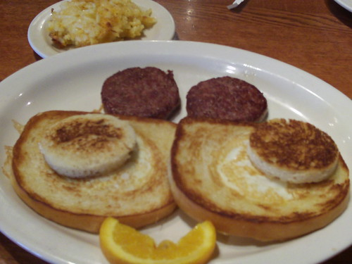 Cracker Barrell Breakfast