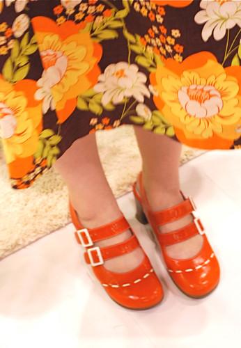 Sandi Henderson's shoes