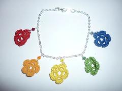 Fleurs Rainbow