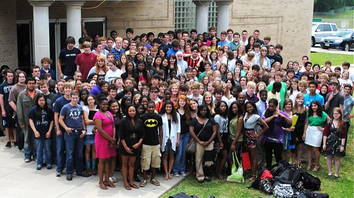 Caddo Magnet Class of 2011   h by trudeau