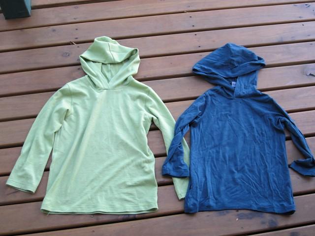 merino hoodies
