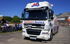 CF10 TOW McAllisters recovery vehicle (Ashley Middleton Photography) Tags: convoy brooklands 18200mm calvacade