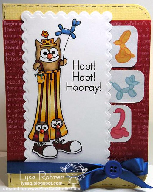 Hoot Hoot...