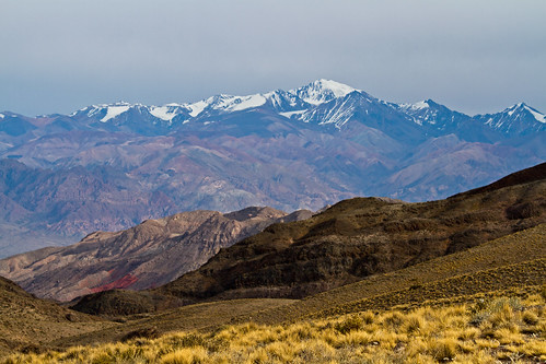 Andesfjellene