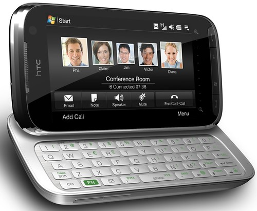 htc touch pro2 by you.