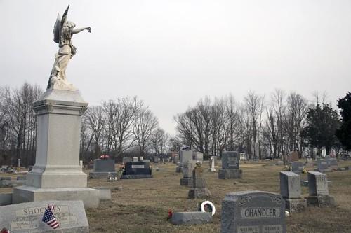 Moffett Cemetery - Milton, Kentucky