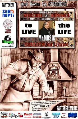 4-29 Martie 2009 » Mr. Music