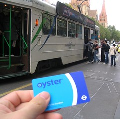 Oyster in Melbourne