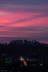 teve espetculo no cu! (LucianaSerra) Tags: cores sopaulo ceu trnsito cucolorido colorido nvens espetculo lucianaserra
