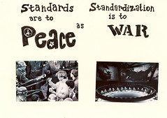 Standards are Great! Standardization is a really bad idea ..