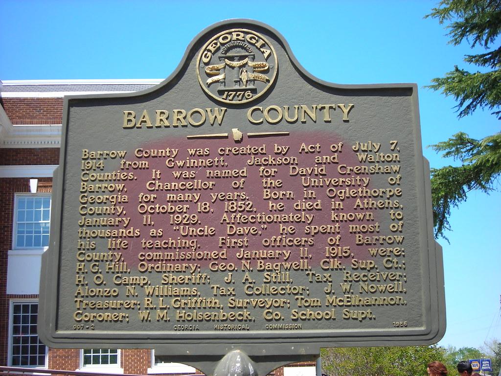 Barrow County