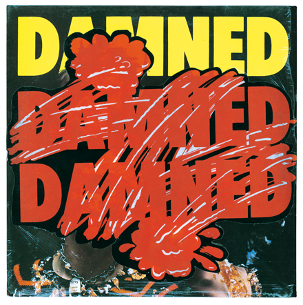 Rare collectors edition, Damned Damned Damned, The Damned, 1977.