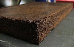 Brownies - Turned out of the Pan