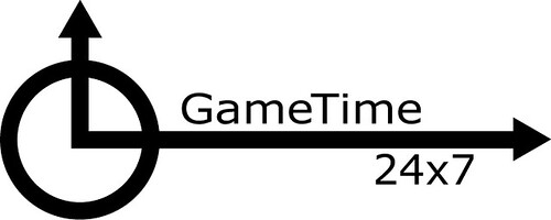 Game Time Logo