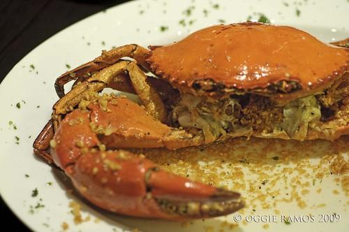 Cua Rang Moui Toi Chef Dannys Special Crab