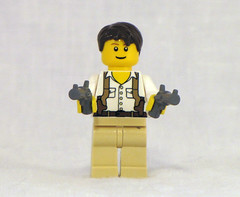 mummy2 (Shmails) Tags: lego mummy custom minifigure
