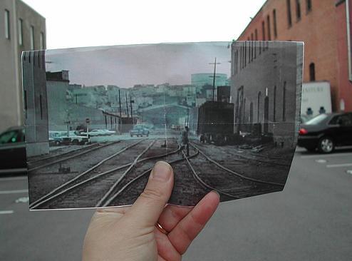 Fotografía, pasado y presente por ti.
