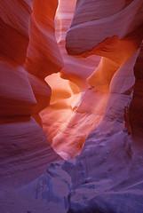 Antelope Canyon - Lower (mojo2u) Tags: arizona southwest sandstone desert canyon page antelope navajo hdr slotcanyon antelopecanyon sigma1020mm photomatrix bej lowerantelopecanyon nikond80 lowerantelopeslot