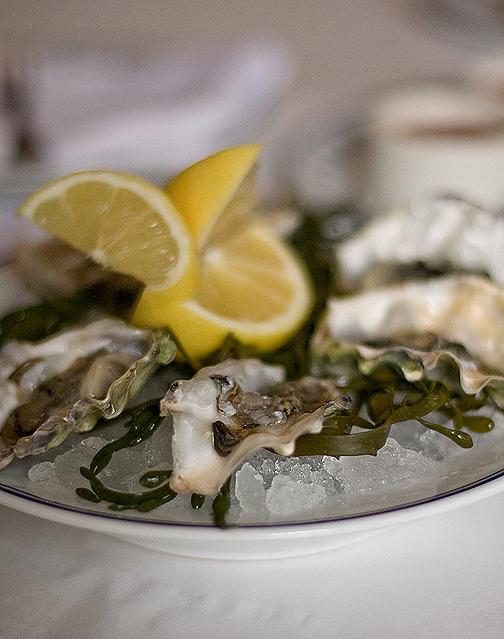 Oysters - Bouchon, Las Vegas