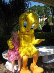 Christy and Tweety