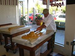 Making Fudge At Kilwin's