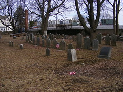 Upper Burying Ground, Germantown, PA