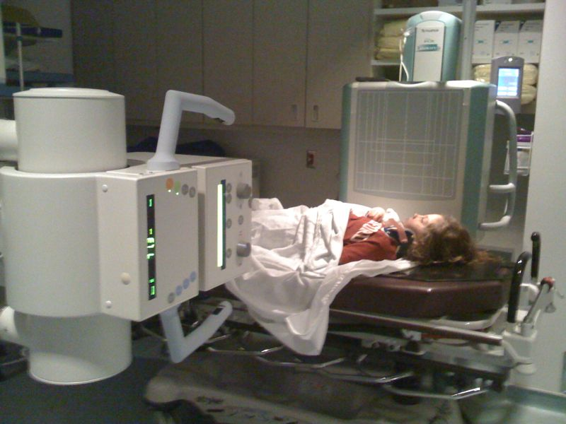 In the Xray