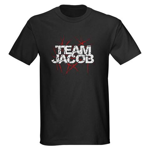 camiseta Team Jacob T-shirt