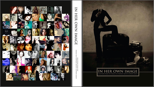 In Her Own Image - The Book - It's Here!