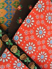 fabrics for a bag