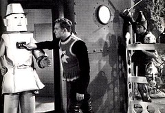 Gene Autry in The Phantom Empire  1935 (rangertocpt) Tags: pictures old star robot video saturday fi yesterday cpt sci serial matinee geneautry