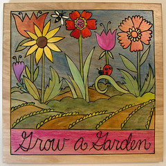 PLQ010 - Grow A Garden