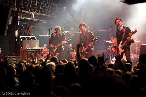 Green Day @ DNA Lounge
