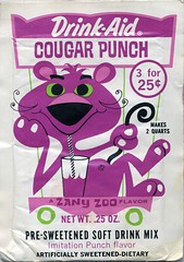 Drink Aid Cougar Punch