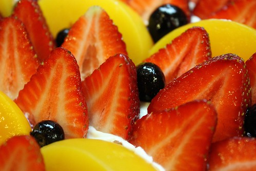 Fruit Strudel