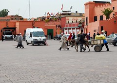 Djemaa El-Fna (Patanne) Tags: morocco marrakesh touristtrap djemaaelfna