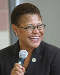 Assembly Speaker Karen Bass, D-Los Angeles