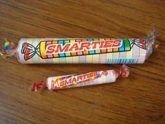 Smarties Comparison