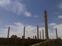 PERSPOLICE-IRAN (hosseinifarid) Tags: persian iran great persia cyrus farid the darius takhtejamshid hosseini perspolice parseh pasargad achaemenian
