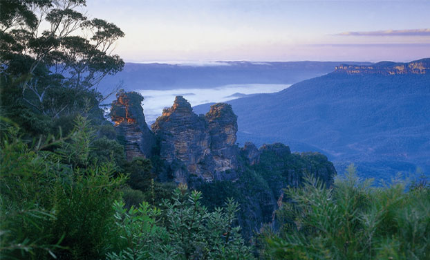 The Blue Mountains - Blog Inspiration
