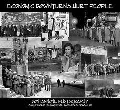 Economic Downturns Hurt People (Don Iannone) Tags: poverty blackandwhite washingtondc flickr employment labor explore greatdepression photocollage economicdevelopment nationalarchives extremepoverty hardship humansuffering presidentbarackobama theunforgettablepictures doniannone economicrecession economicstimulus hardeconomictimes peopleofthedepression americainthe1930s jobsforpeople