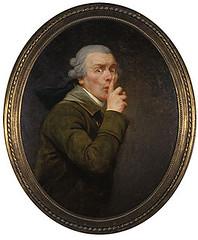 Le Discret by Joseph Ducreux