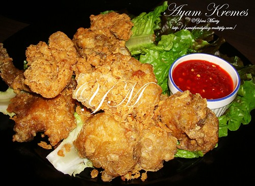 Ayam kremes 1